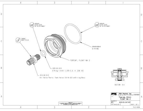 40mm Part Information