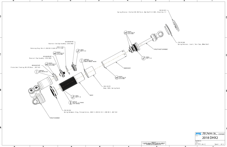 Dhx2 Part Information Bike Help Center Fox 302 188 Wiring Diagram 2018