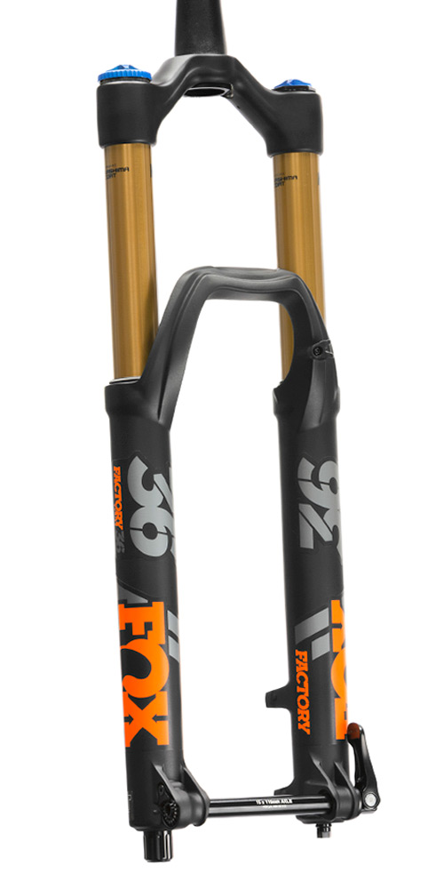 """2019 Fox 36 Float Factory Series FiT4 27.5/"""" 160mm Fork Boost 44mm"""