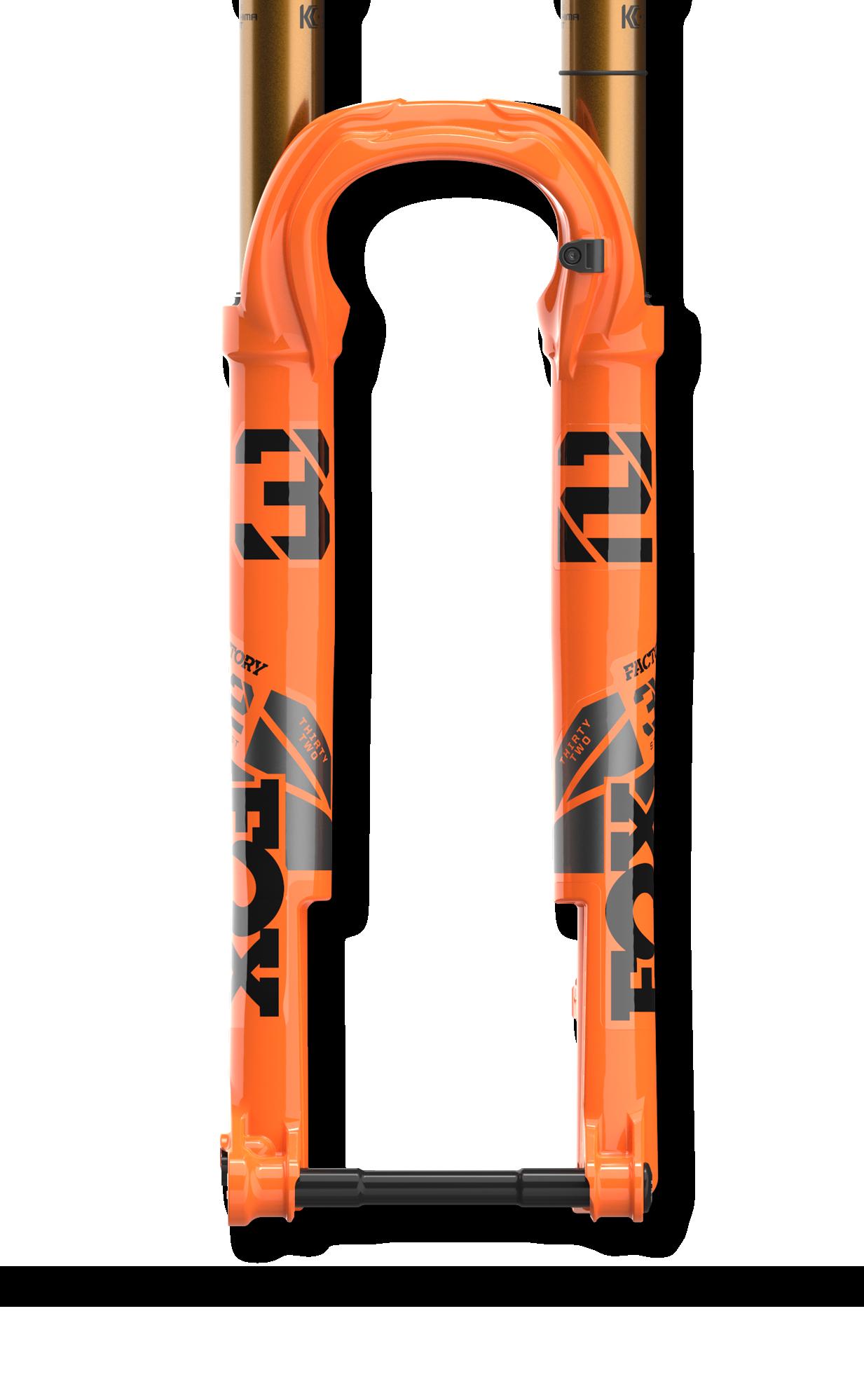 FOX 32 Factory 2021 fork new sticker mountain bike fox cycling various stickers
