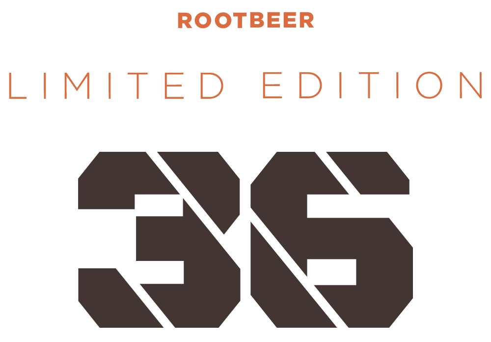 Root Beer Limited Edition 36
