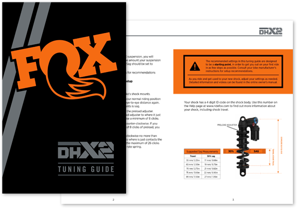 DHX2 tuning guide