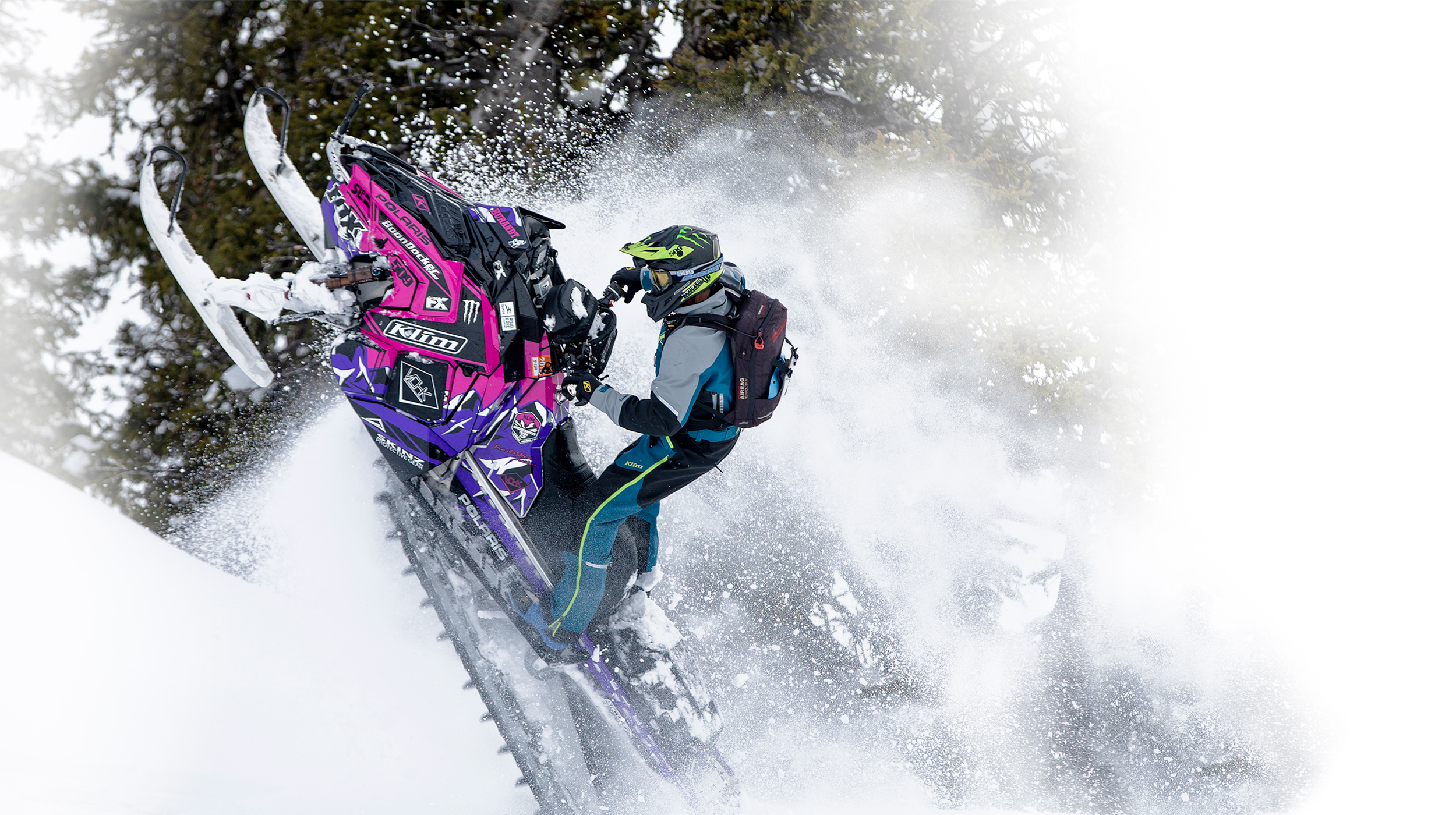 Chris Burandt Signature Series Snowmobile Shocks | FOX