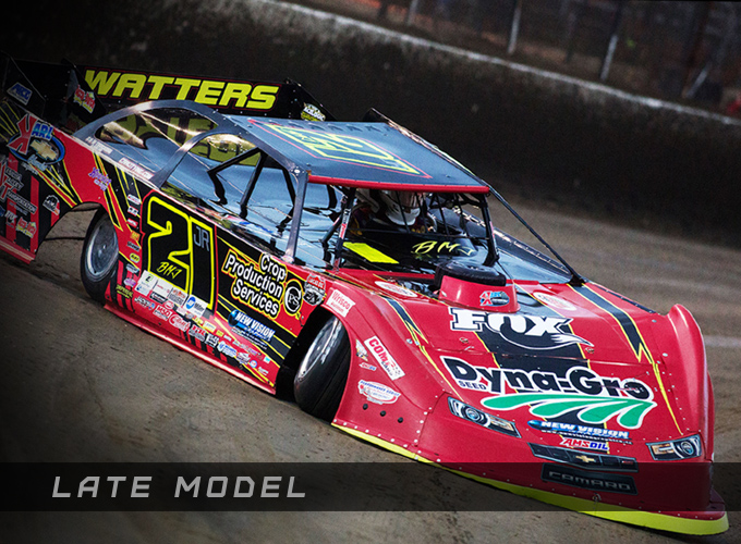 Late Model Shocks