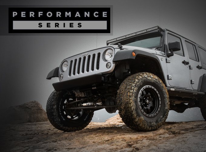 Performance Series Truck Shocks