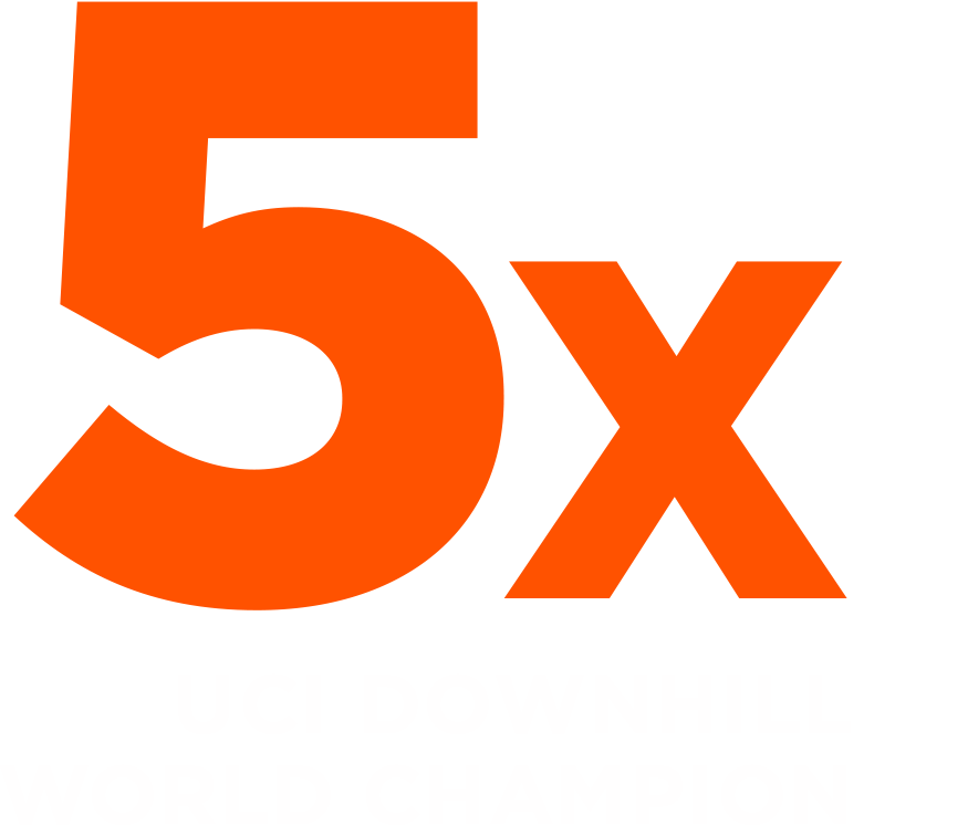 Rachel Atherton 5x World Champion