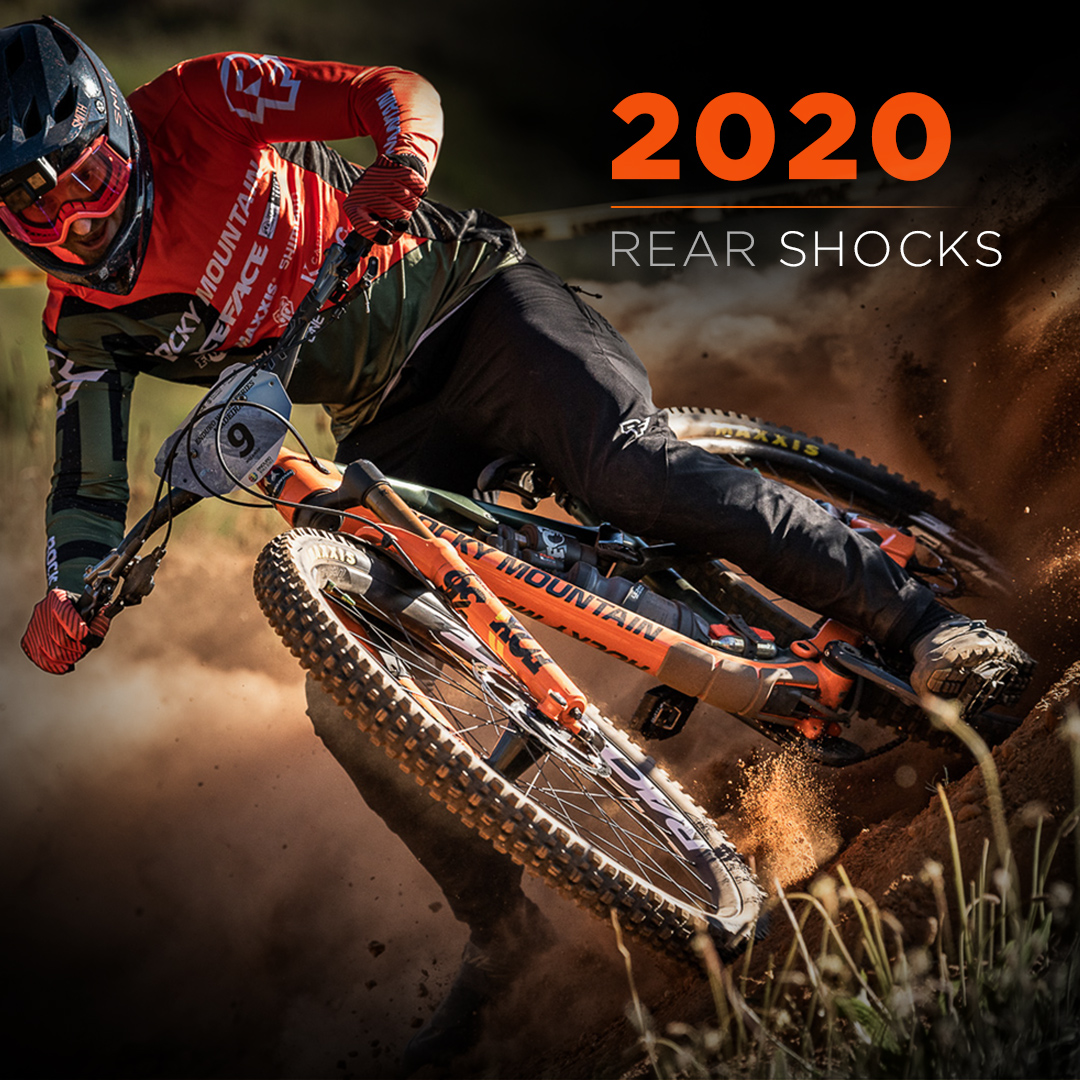 2020 Rear Shocks