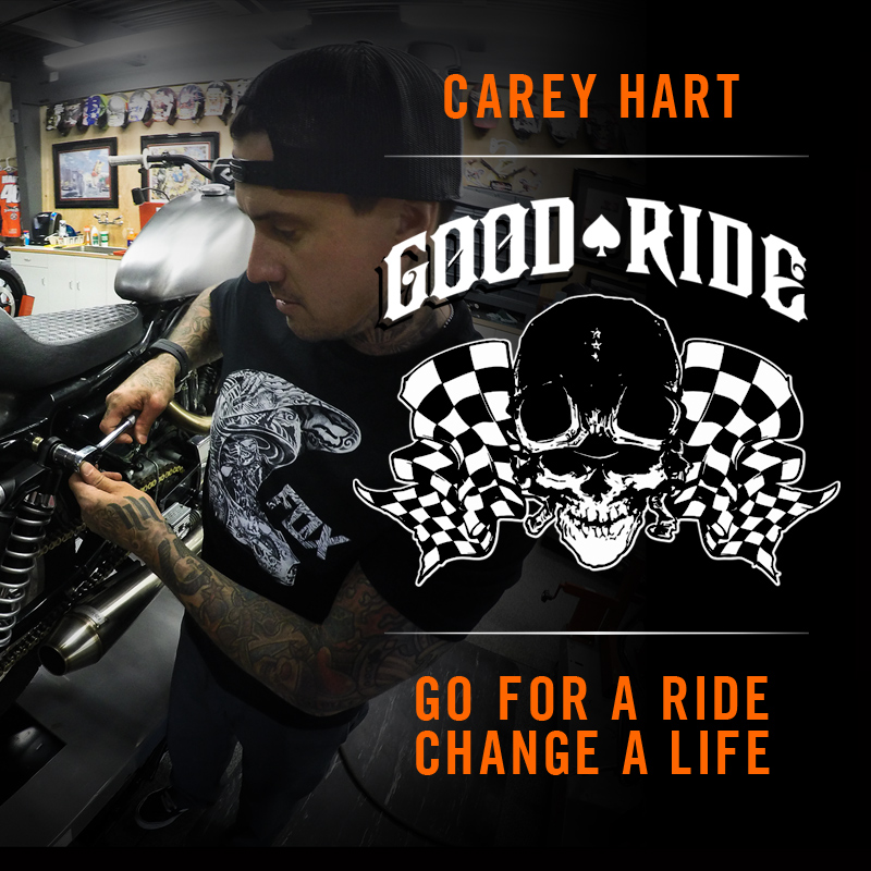 Carey Hart Good Ride