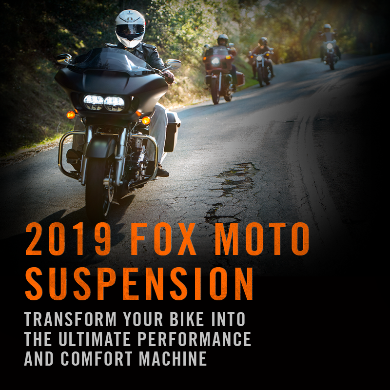Motorcycle Shocks   FOX