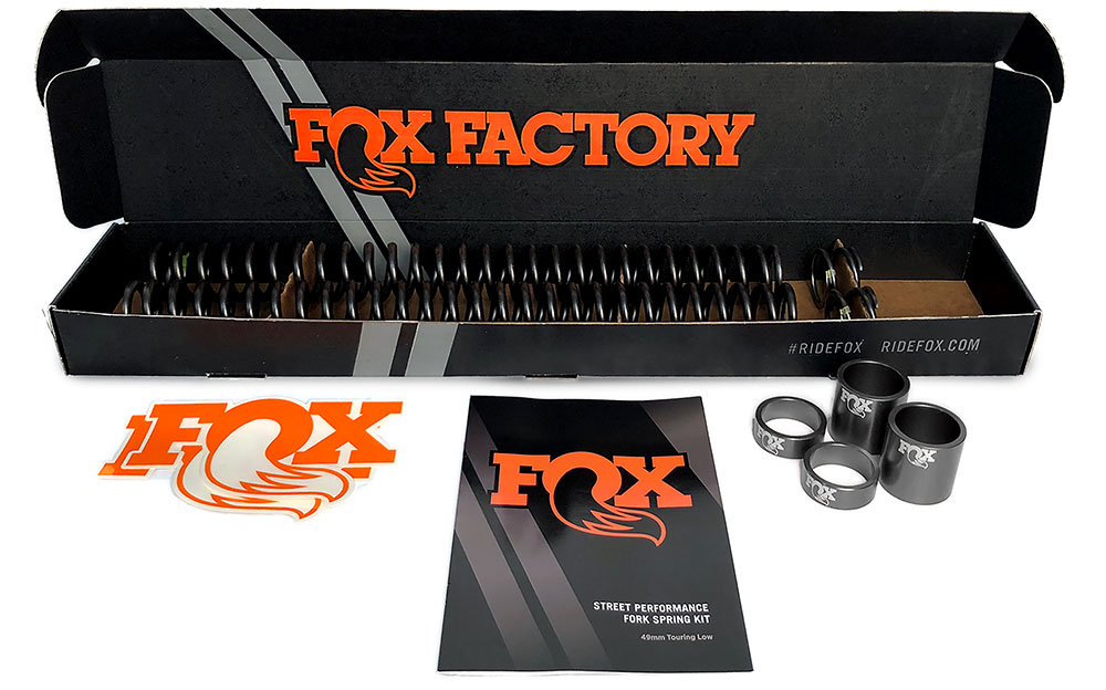 FOX Spring Upgrade Kit