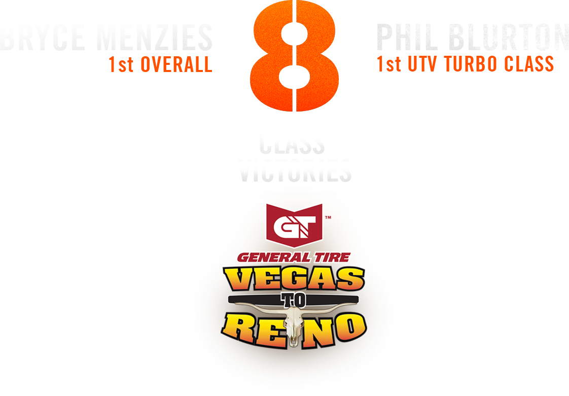 Vegas to Reno - Bryce Mezies and Phil Blurton take wins