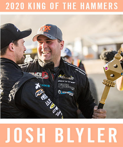 2020 King of the Hammers - Josh Blyer
