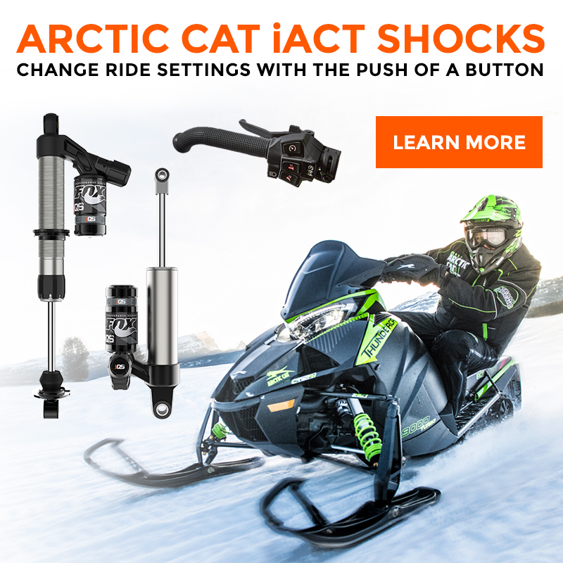 Arctic Cat ATAC Shocks