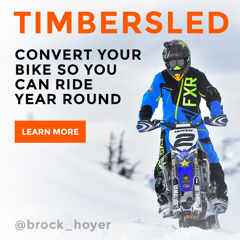 Timbersled Shocks