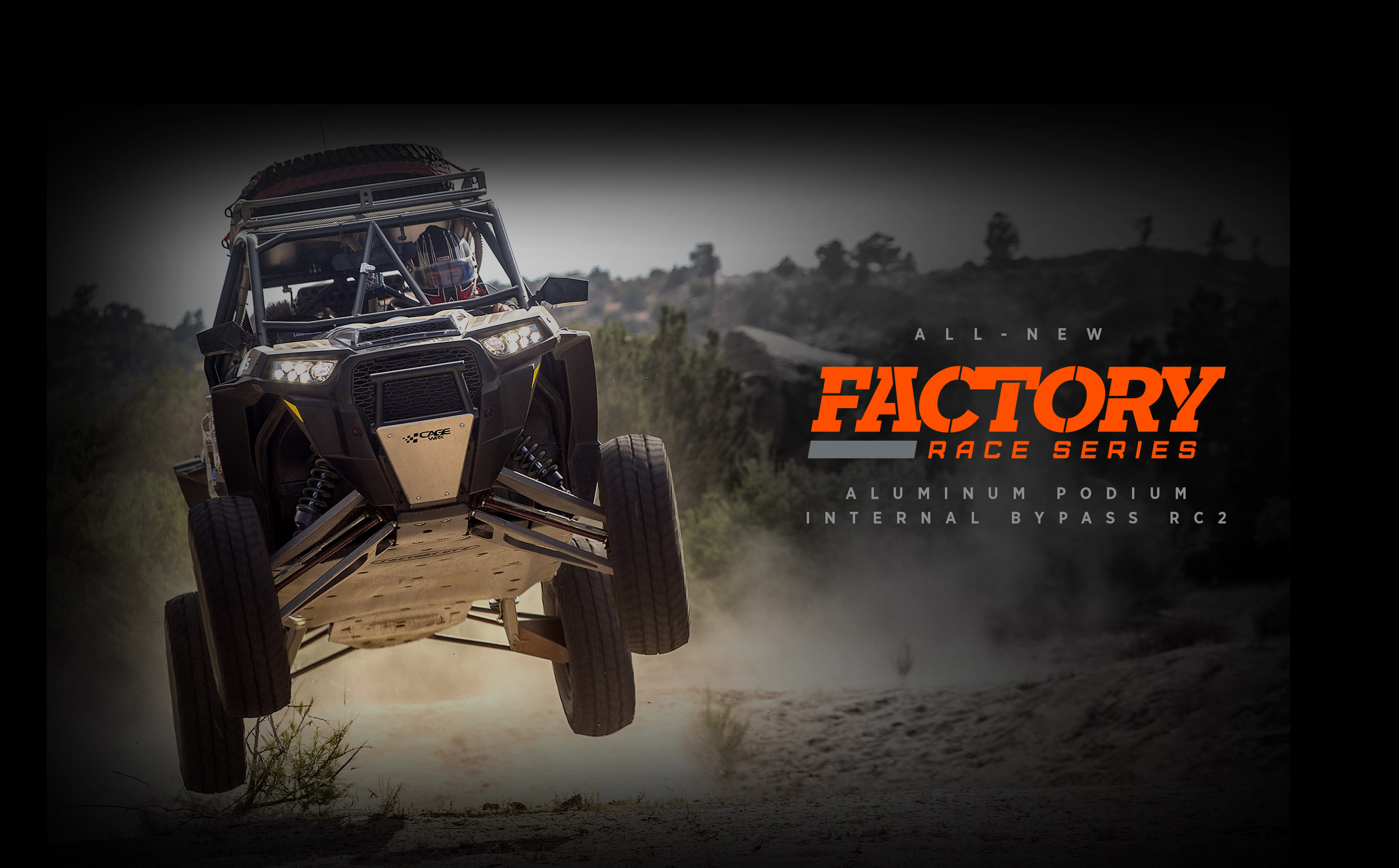 All New Factory Race Series