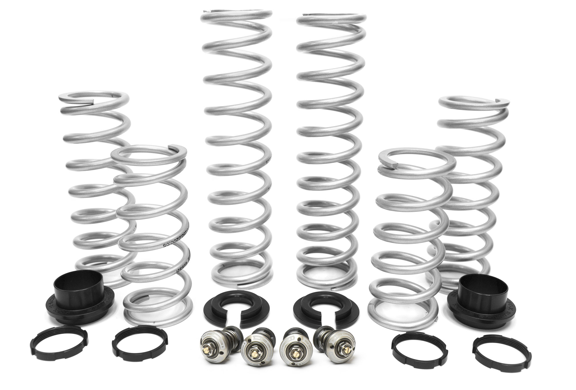 Polaris RZR XP Turbo 1000 Internal Bypass, Factory Race Series Upgrade Kit