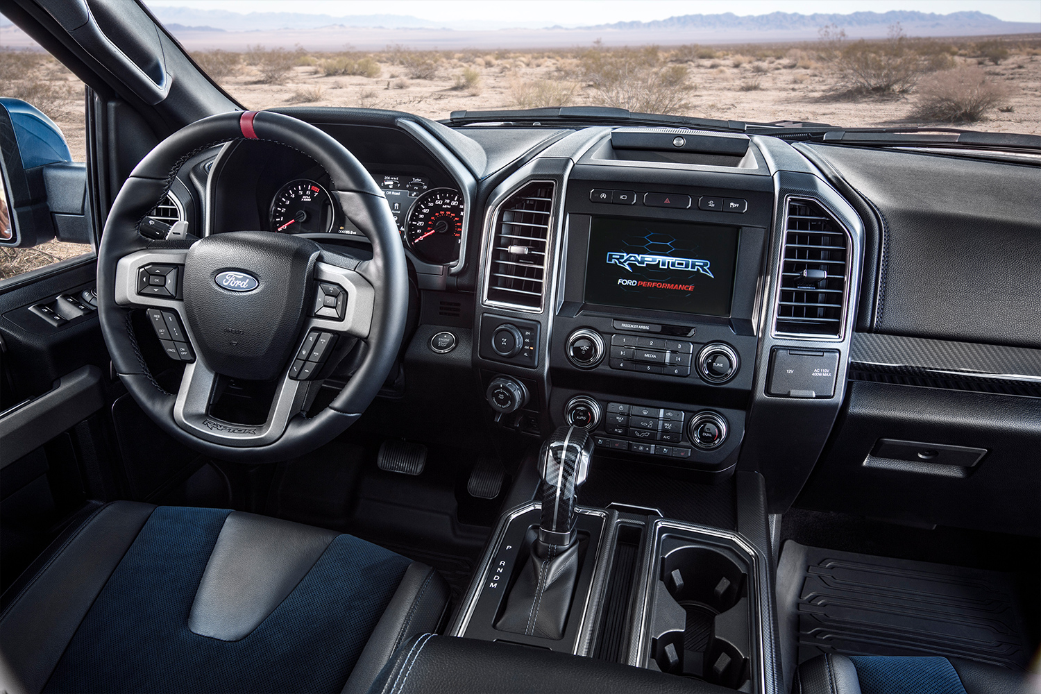 FOX Live Valve technology meets the 2019 Ford F-150 Raptor | FOX