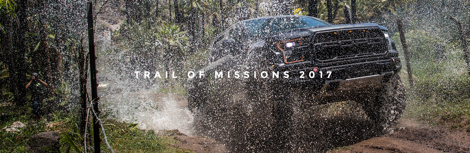 2017 Trail of Missions