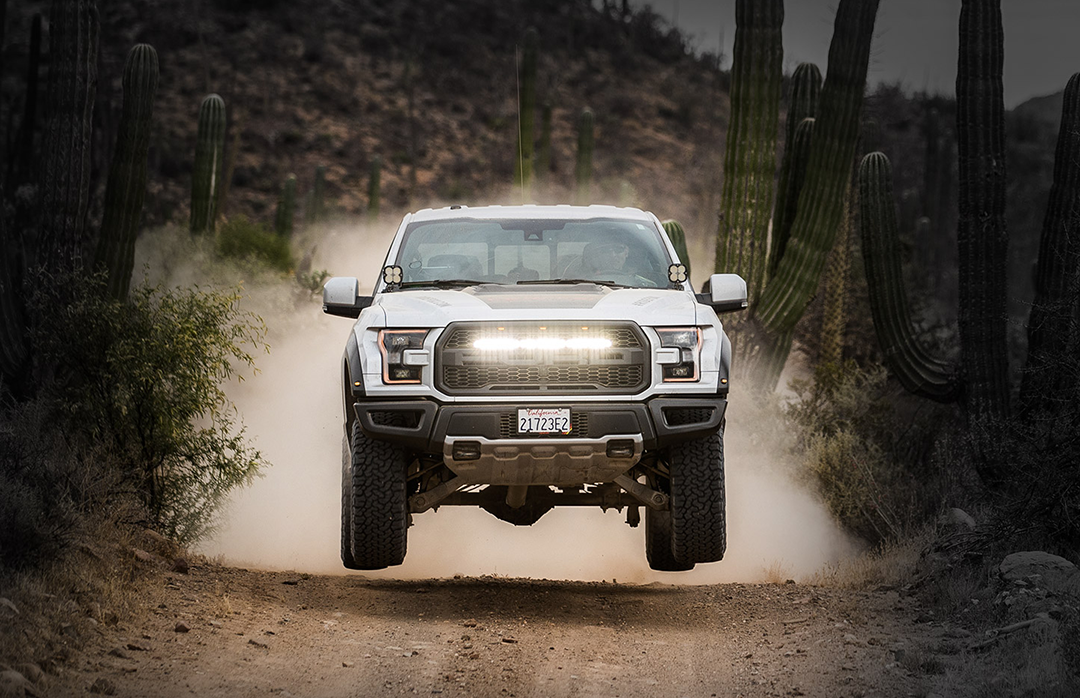 Ford Dealer Locator >> Truck Suspension | FOX