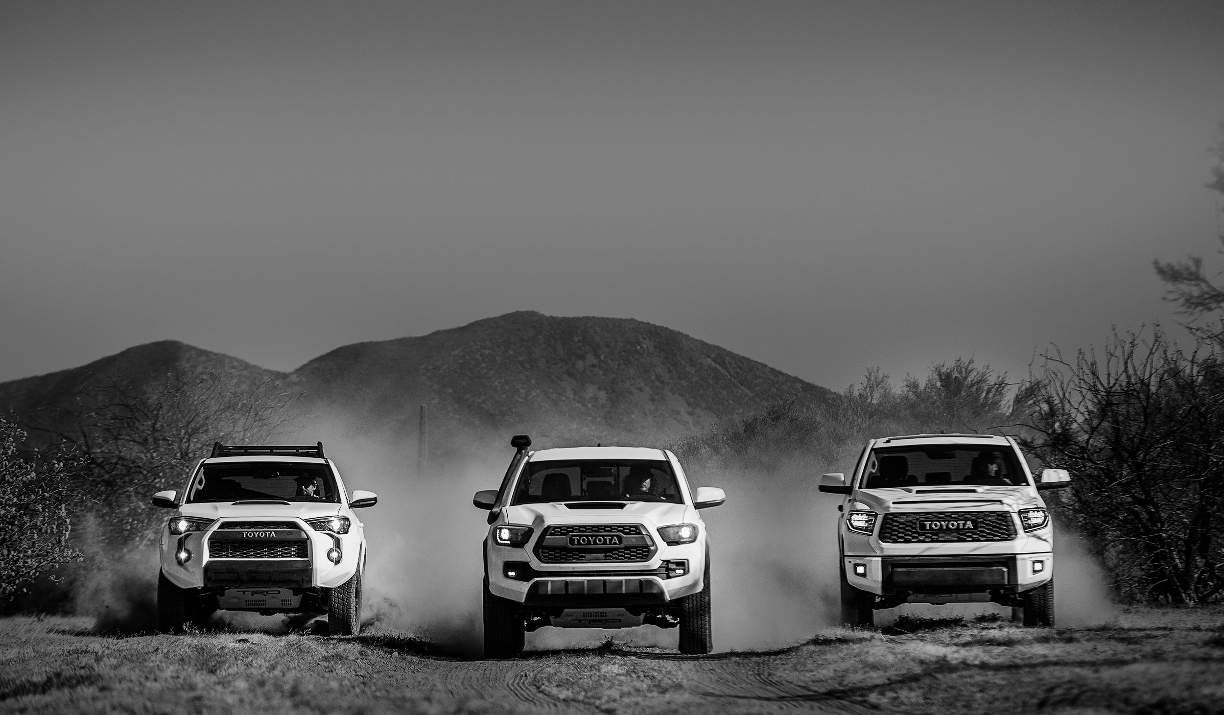 TRD Vehicles
